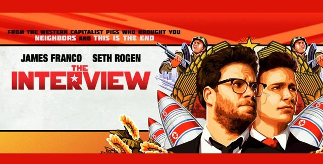 Concours : Gagnez 2 Blu-ray et 1 DVD du film The Interview
