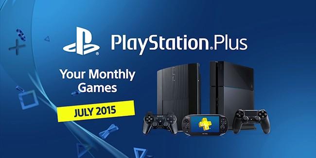 Les jeux PlayStation Plus du mois de juillet 2015
