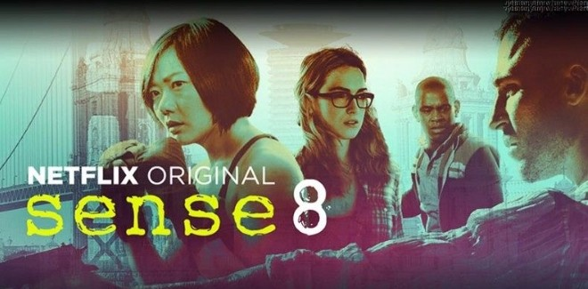 [Série TV] Critique Sense8