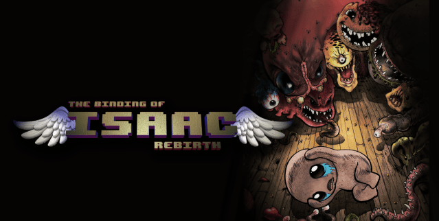 Test : The Binding of Isaac – Rebirth