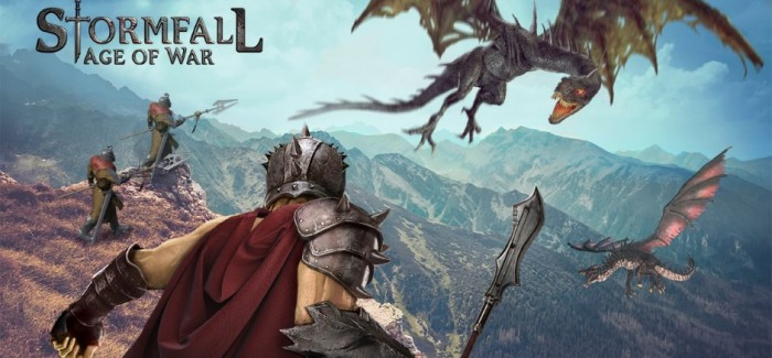 Stormfall Age Of War, le MMO Facebook disponible sur iPhone/iPad et Android