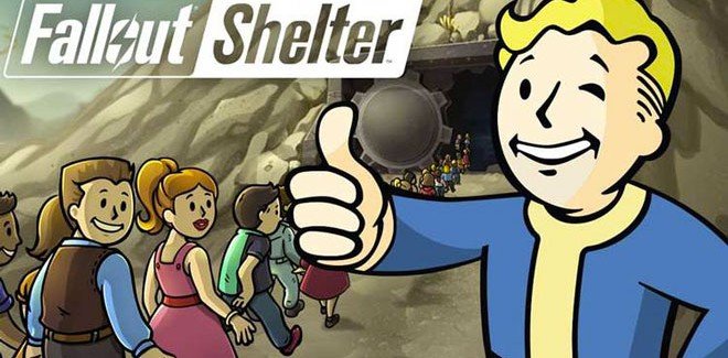 Test : Fallout Shelter (iOS / Android)