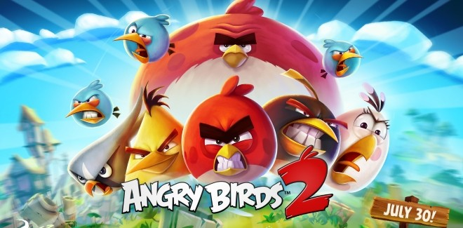 Test : Angry Birds 2