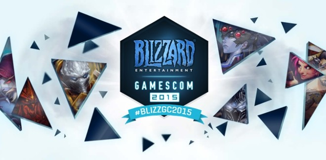 GAMESCOM 2015 : Compte rendu de la conférence BLIZZARD
