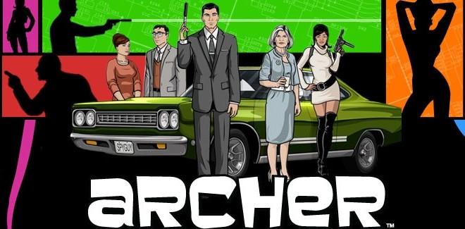 [Série TV] Critique Archer – Saisons 1 et 2