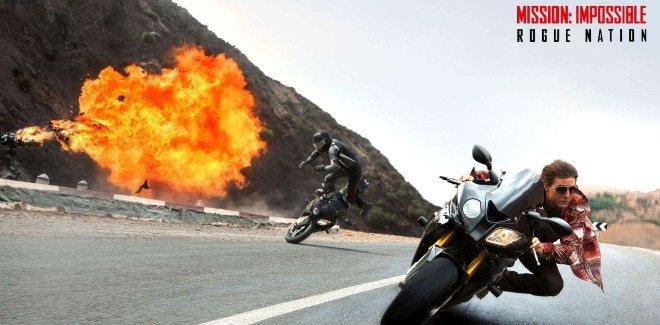 [Cinéma] Avis / Critique : Mission Impossible : Rogue Nation