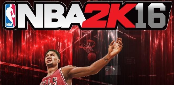 Test : NBA 2K16