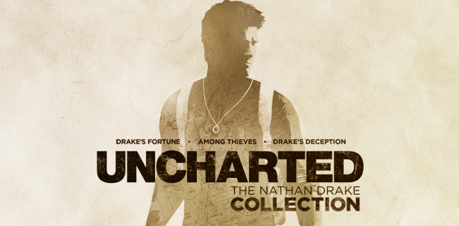Test : Uncharted : The Nathan Drake Collection
