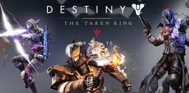 Test: Destiny, Le Roi des Corrompus