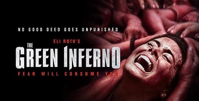[Cinéma] Avis / Critique : Green Inferno