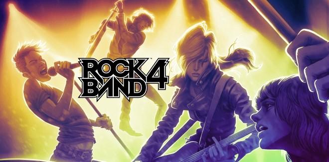 Compte Rendu : Soirée de lancement Rock Band 4