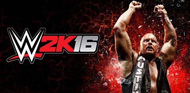 Test : WWE 2K16