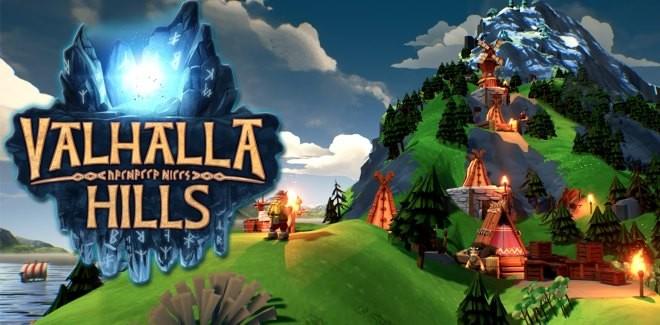 Test : Valhalla Hills