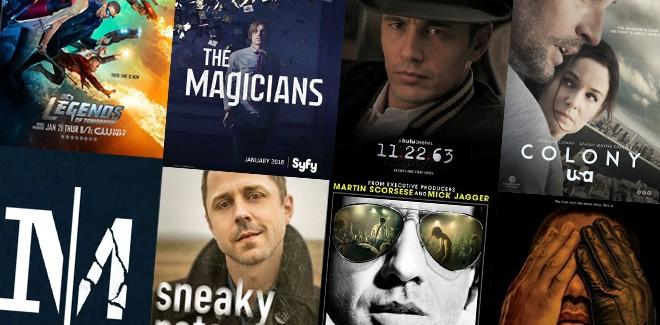 [Série TV] Les nouvelles séries en 2016