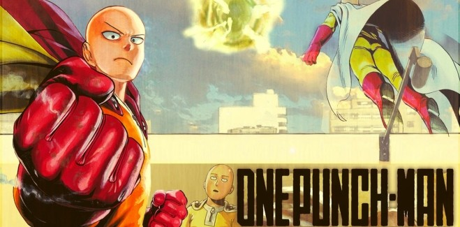[Manga] Avis / Critique : One Punch Man – Tome 1