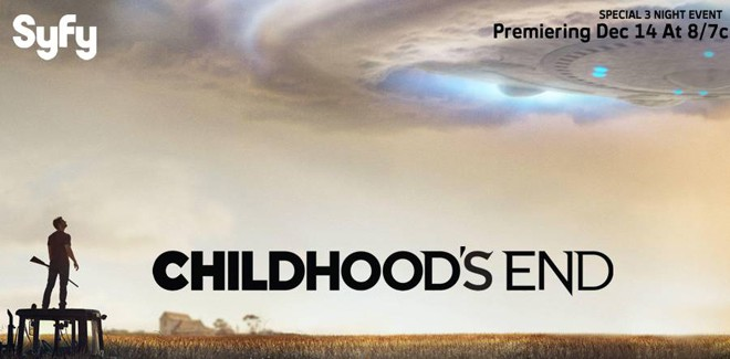 [Série TV] Critique Childhood's end