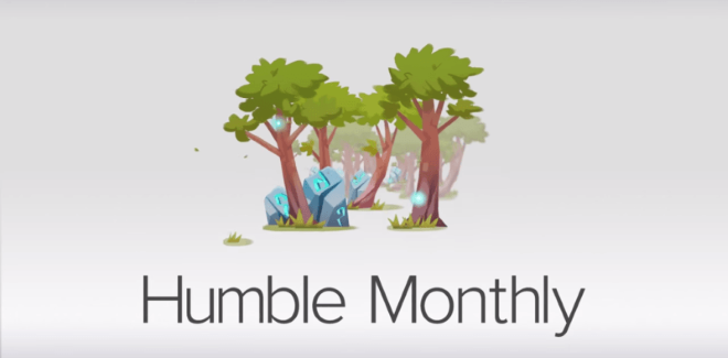 Mon avis sur le Humble Monthly Bundle !