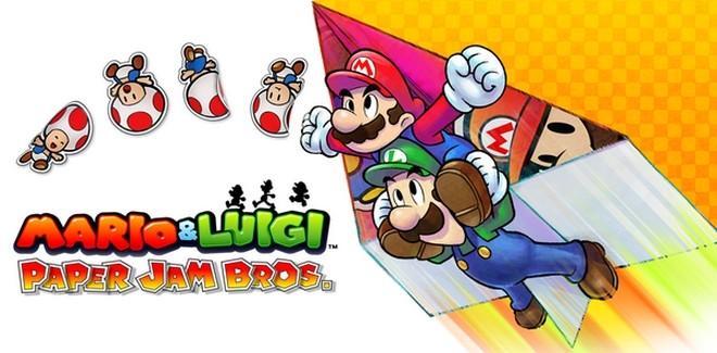 [Test] Mario et Luigi Paper Jam Bros sur 3DS