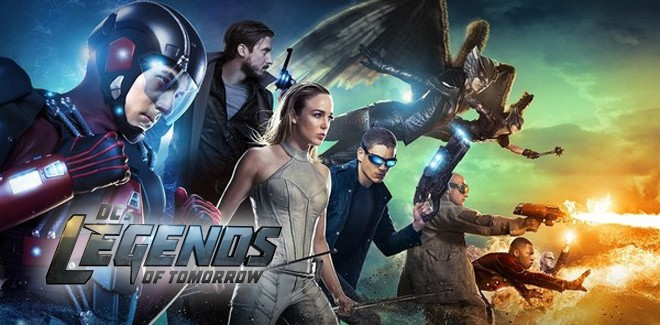 [Série TV] DC's Legends of Tomorrow : critique du premier épisode