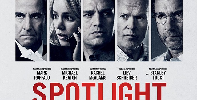 [Cinéma] Avis / Critique : Spotlight