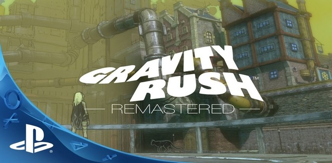 [Test] Gravity Rush Remastered sur PS4