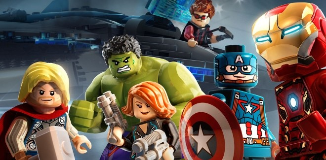[Test] LEGO Marvel's Avengers