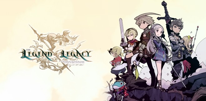 [Test] The Legend Of Legacy sur Nintendo 3DS