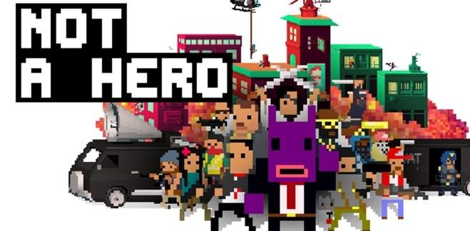 [Test] Not a Hero