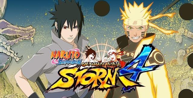 [Test] Naruto Shippuden Ultimate Ninja Storm 4
