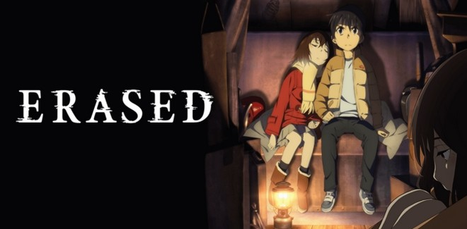 [Anime] Avis / Critique : Erased – Un anime d'exception