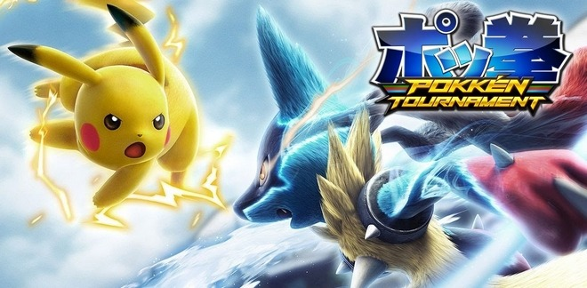 [Test] Pokkén Tournament (sur Wii U)