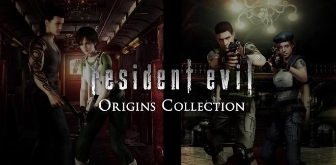 [Test] Resident Evil Origins Collection