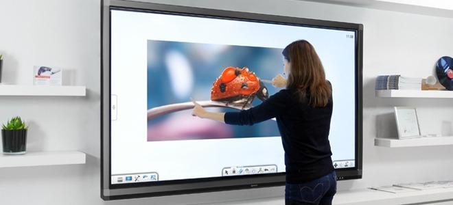 SpeechiTouch : les écrans interactifs sous Android !