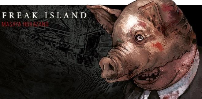 [Manga] Avis / Critique : Freak Island (Tome 1 et 2)