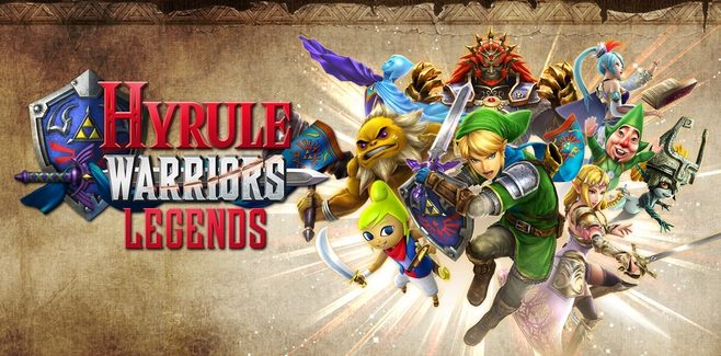 [Test] Hyrule Warriors Legends (3DS)