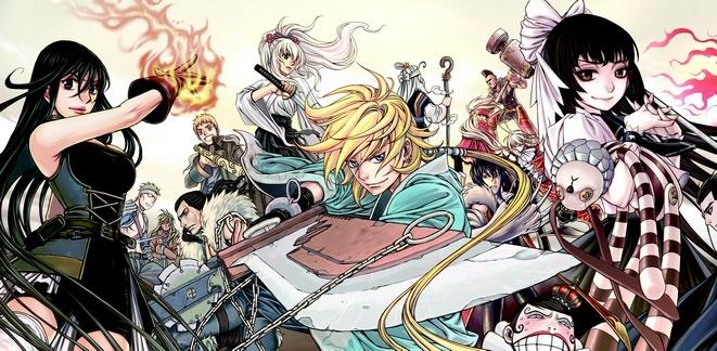 [Manga] Avis / Critque : Lost Seven (Tomes 1 et 2)