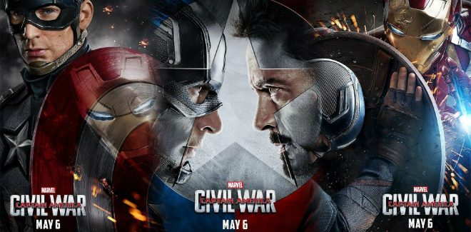 [Cinéma] Avis / Critique : Captain America : Civil War