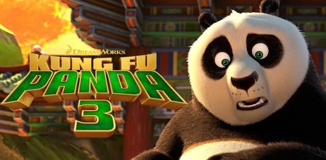 [Cinéma] Avis / Critique : Kung Fu Panda 3