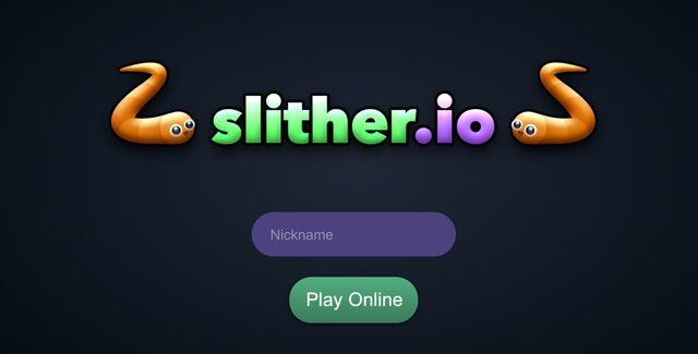 Slither.io : La fusion entre le jeu Agar.io et Snake