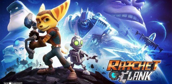 [Test] Ratchet et Clank (PS4) – Toujours aussi bon ?
