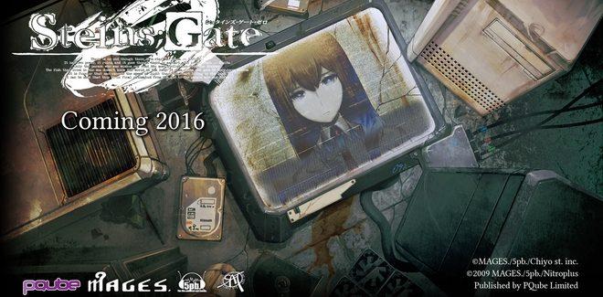 Steins Gate Zero confirmé en Europe