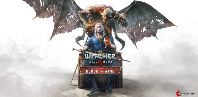 Le trailer de lancement de The Witcher 3 – Blood and Wine est là