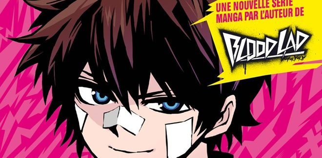 [Manga] Avis / Critique : Hamatora – The comic (Tome 1)