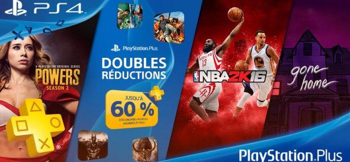 Les jeux PlayStation Plus du mois de juin 2016