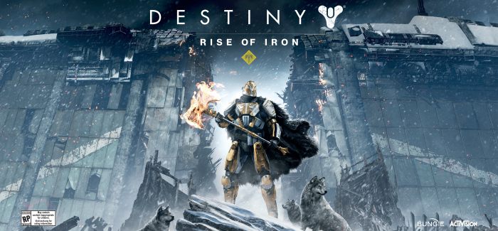 Destiny: Rise of Iron officiellement annoncé ! (DLC)