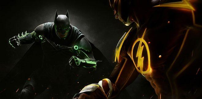 Injustice 2 : Une première vidéo de gameplay !