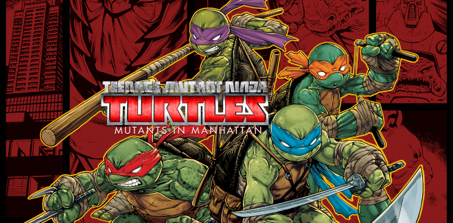 [Test] Teenage Mutant Ninja Turtles : Des mutants à Manhattan