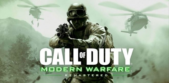Call of Duty: Modern Warfare Remastered : Une nouvelle vidéo de gameplay !