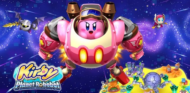 [Test] Kirby – Planet Robobot sur 3DS