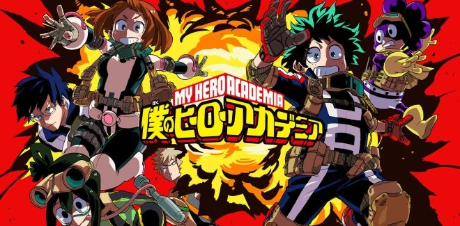 [Manga] Avis / Critique : My Hero Academia (Tome 3)